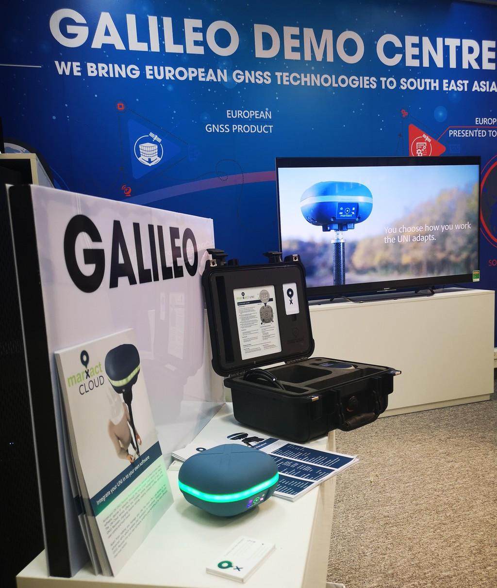 EU NAVIS GNSS CENTRUM HANOI