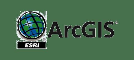 Logotipo de ArcGis